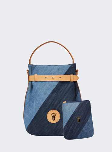 Remake Denim Damibag