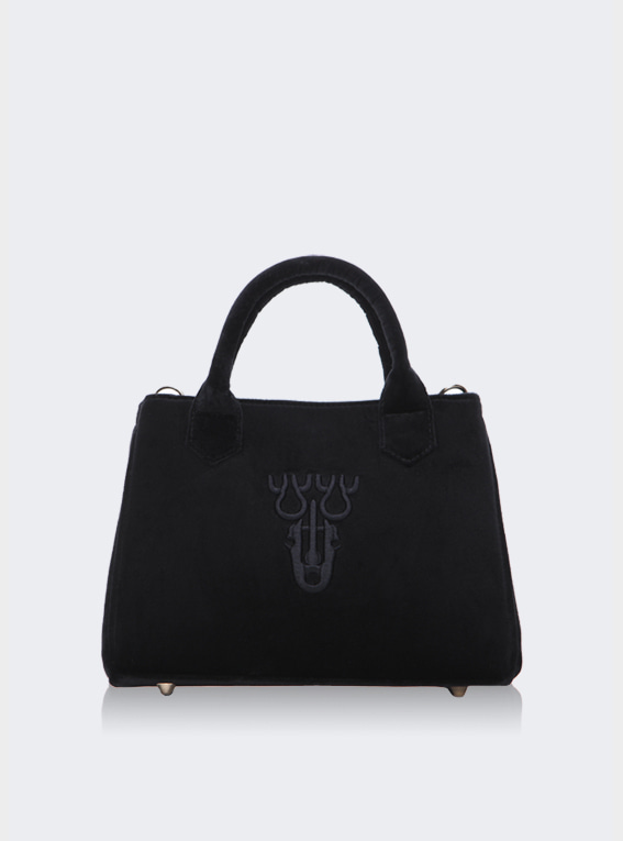 V Fan.C bag -Black