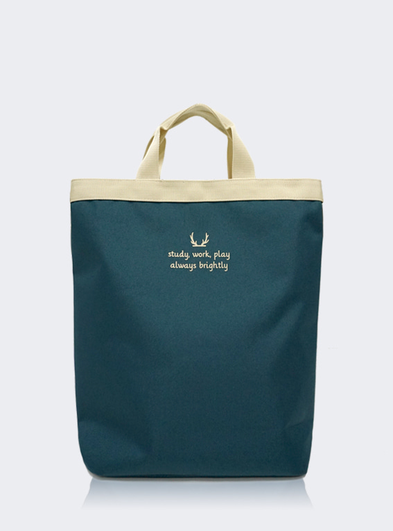 Brightly Bag ( :브라이틀리백 )_Bluegreen