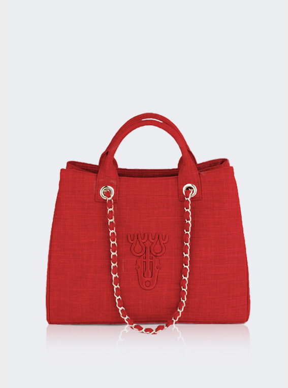 Fan.C bag - Red(S)